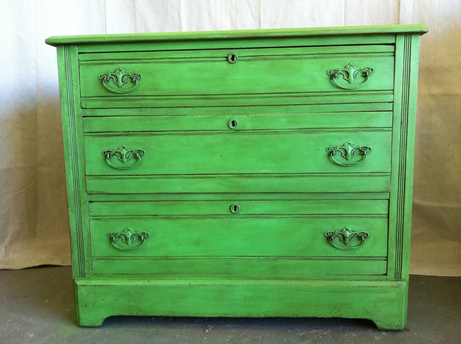 Maison Decor Acid Green Chalk Paint