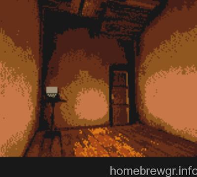 Γνωρίστε το -ακυκλοφόρητο- rom του Resident Evil για το GBC 6