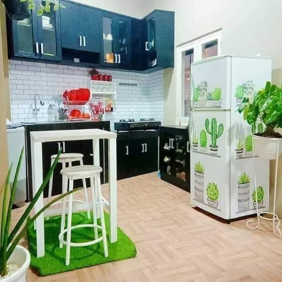 26 desain inspiratif dapur rumah minimalis dalam berbagai ...