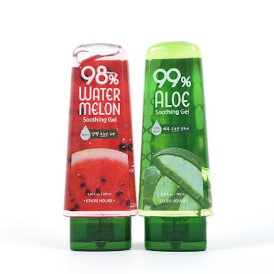Etude-House-98%-Watermelon-Soothing-Gel