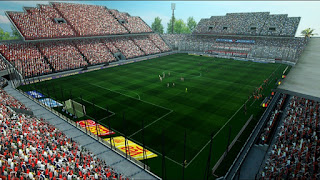 Estadio Marcelo Bielsa Formato GDB - Newell's Old Boys Pes 2013