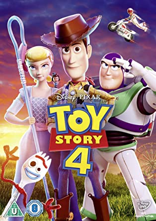 Toy Story 4 (2019) Hindi ORG Dual Audio 720p BluRay ESubs 950MB