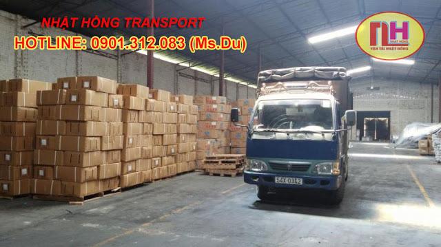 Chành xe tải đi Quảng Ngãi giá rẻ nhất