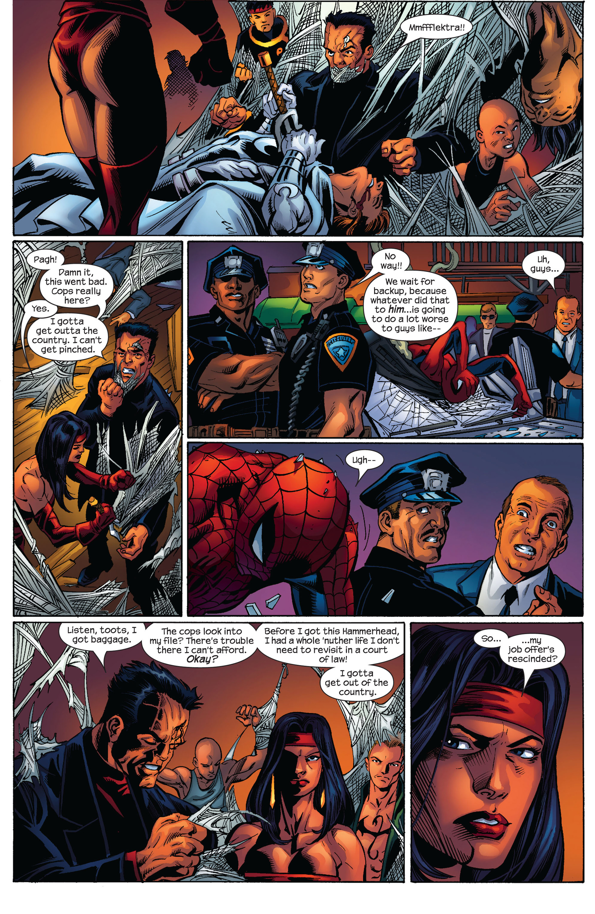 Read online Ultimate Spider-Man (2000) comic -  Issue #85 - 4