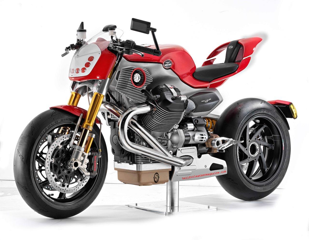 Moto Guzzi V12 LeMans Pierre Terblanche