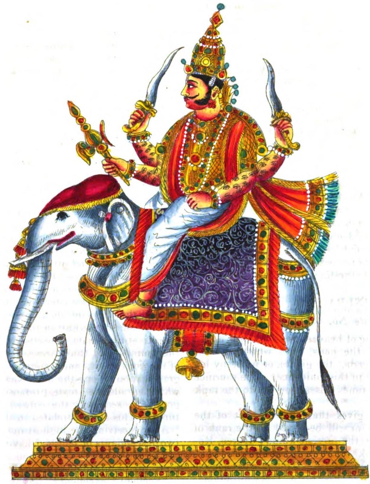 ఇంద్రుడు తనకు ప్రాప్తించిన బ్రహ్మహత్యా పాతకం, అందులోని నీతి - Indra and his brahma hatyapatakam