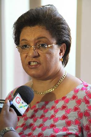 Mind your own business – Hanna Tetteh tells top UK politician