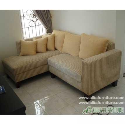 kursi sofa kain minimalis model maxi