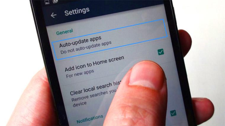Cara Setting Agar Aplikasi Android Tidak Memperbarui Secara Otomatis