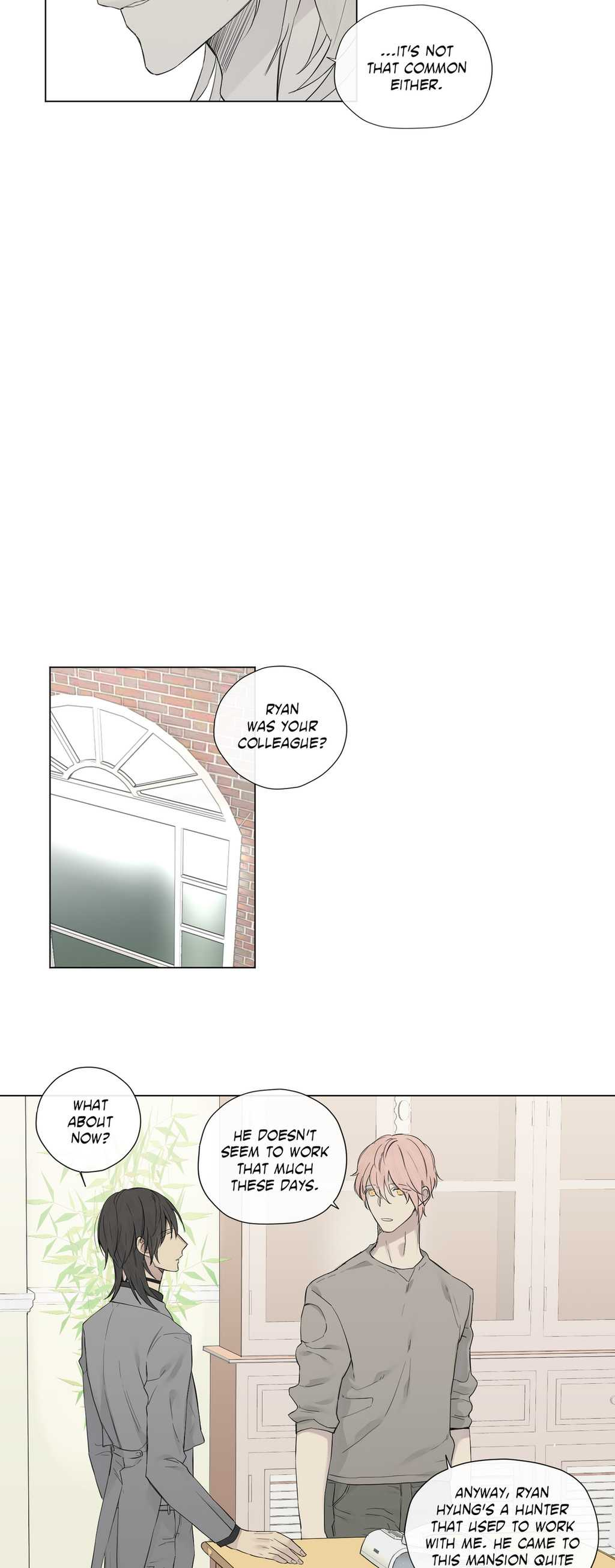 Royal Servant - Chapter 17