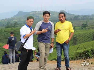 FOTO 4 :   Kompepar Subang dan Pengelola Bukit Santiong   Membuka Pendaftaran Atlit Paralayang