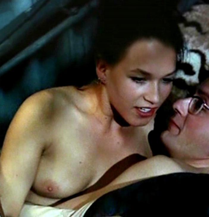 Naked franka potente Potente nude