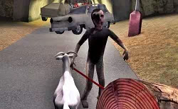 Keçi Zombiler'e Karşı - Goat vs. Zombies