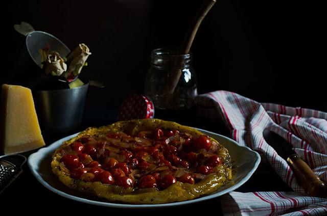tarta-tatin-tomates-cherrys1 Mil ideas Mil proyectos