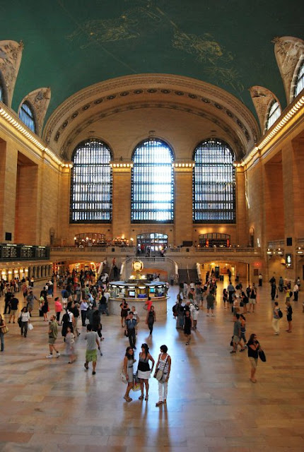 Grand Central station nueva york eeuu