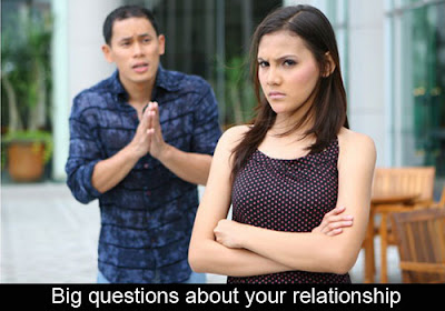 Maintain or end relationship