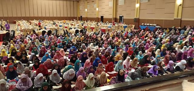 Gambar Sekitar Majlis Khatam Al-Quran Perdana KAFA Negeri Pahang 2018