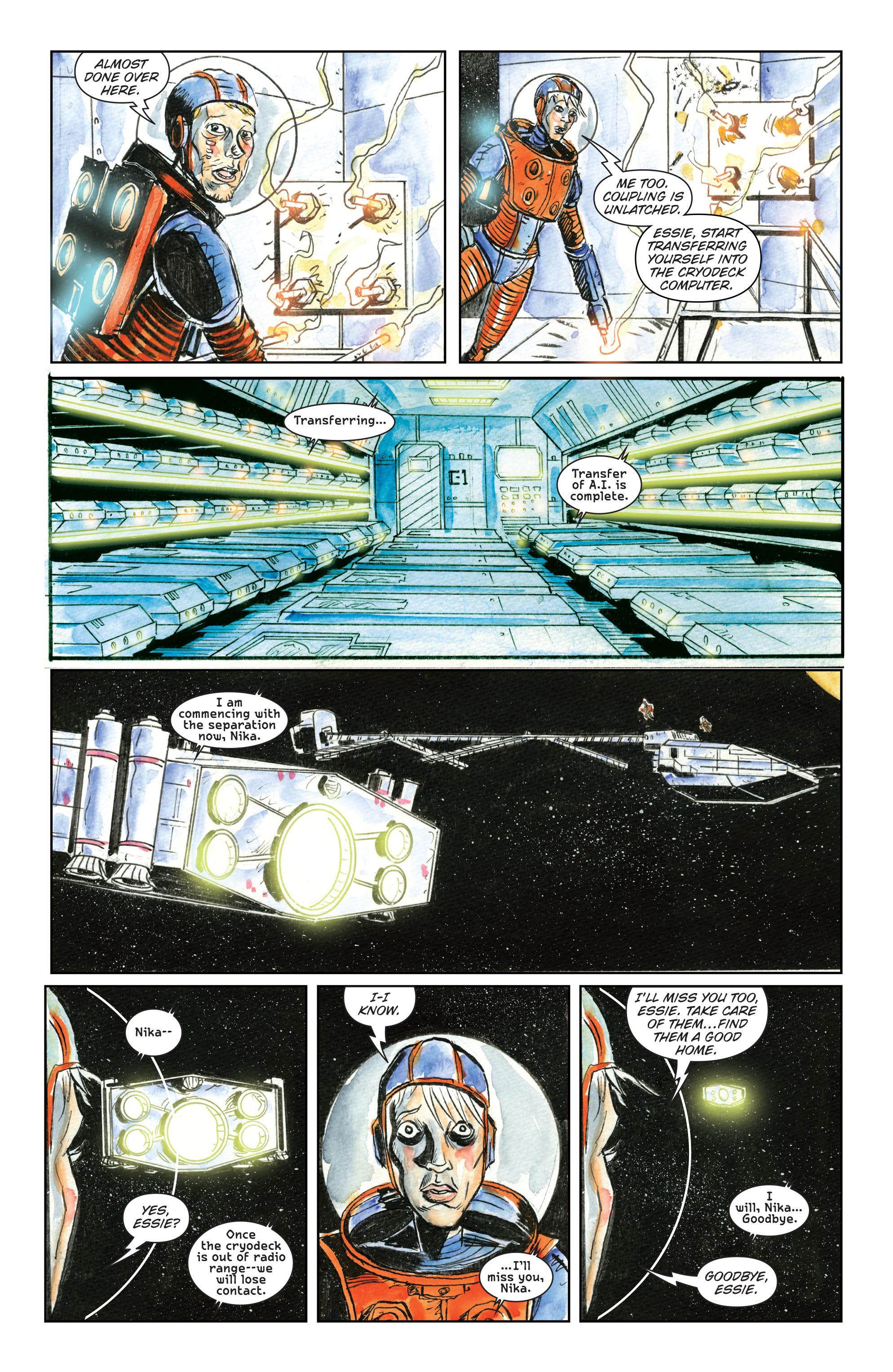 Read online Trillium comic -  Issue # TPB - 196