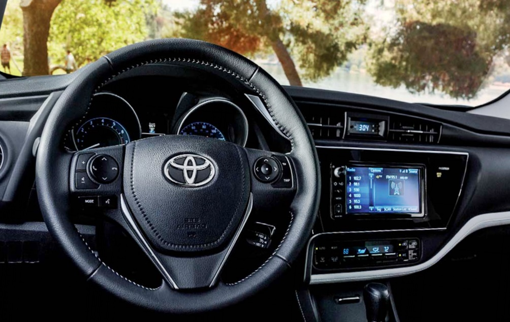 interior new yaris trd 2018 toyota 2014 harga corolla im release date and price | auto review