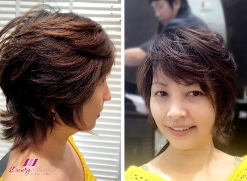 clover hair boutique korean prosys concept perm promo