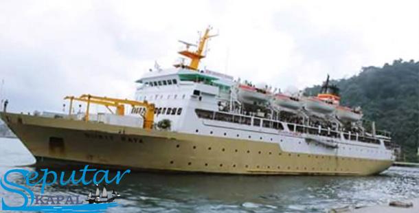 Kapal Pelni BUKIT RAYA