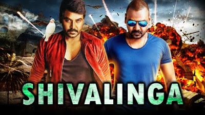Shivlinga 2017 Hindi Dubbed DTHRip 400MB x264