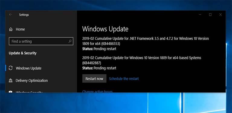 Windows 10 Oktober 2018 Update Mendapat Pembaruan Ke Build 17763.348