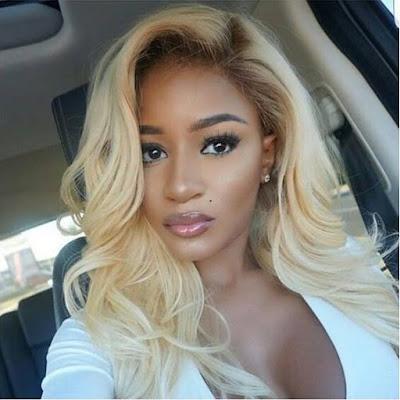 8A Premium Lace Front Wig Brazilian Hair Body Wave Blonde 613      [alt text]blonde lace front wig