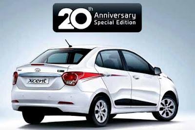 Hyundai, Hyundai Xcent, Xcent Special Edition, Hyundai Motor india Ltd