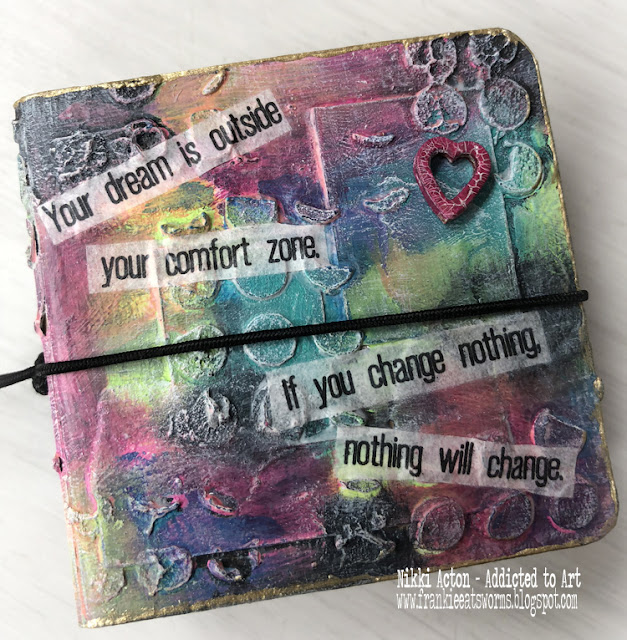 Tando Creative Mini Books by Nikki Acton