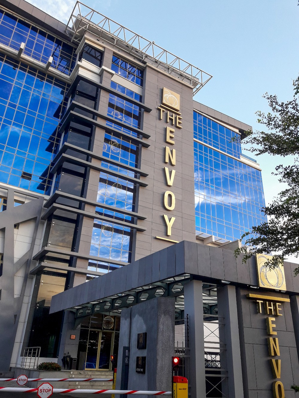 hotels in Abuja, the Envoy hotel