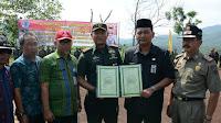 Wakil Bupati Brebes Buka TMMD Sengkuyung Tahap 1