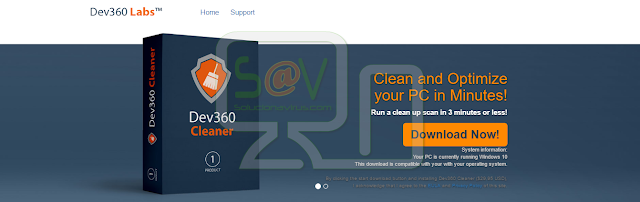Dev360 Cleaner