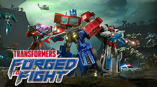 TRANSFORMERS Forged to Fight latest game free download APK
