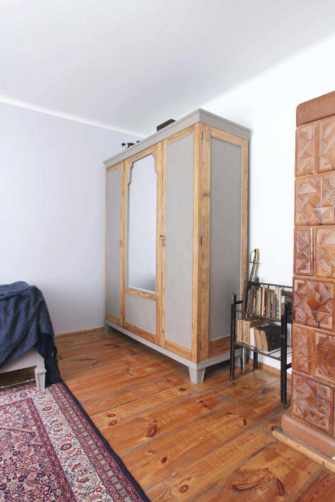 nowa odsłona szafy
