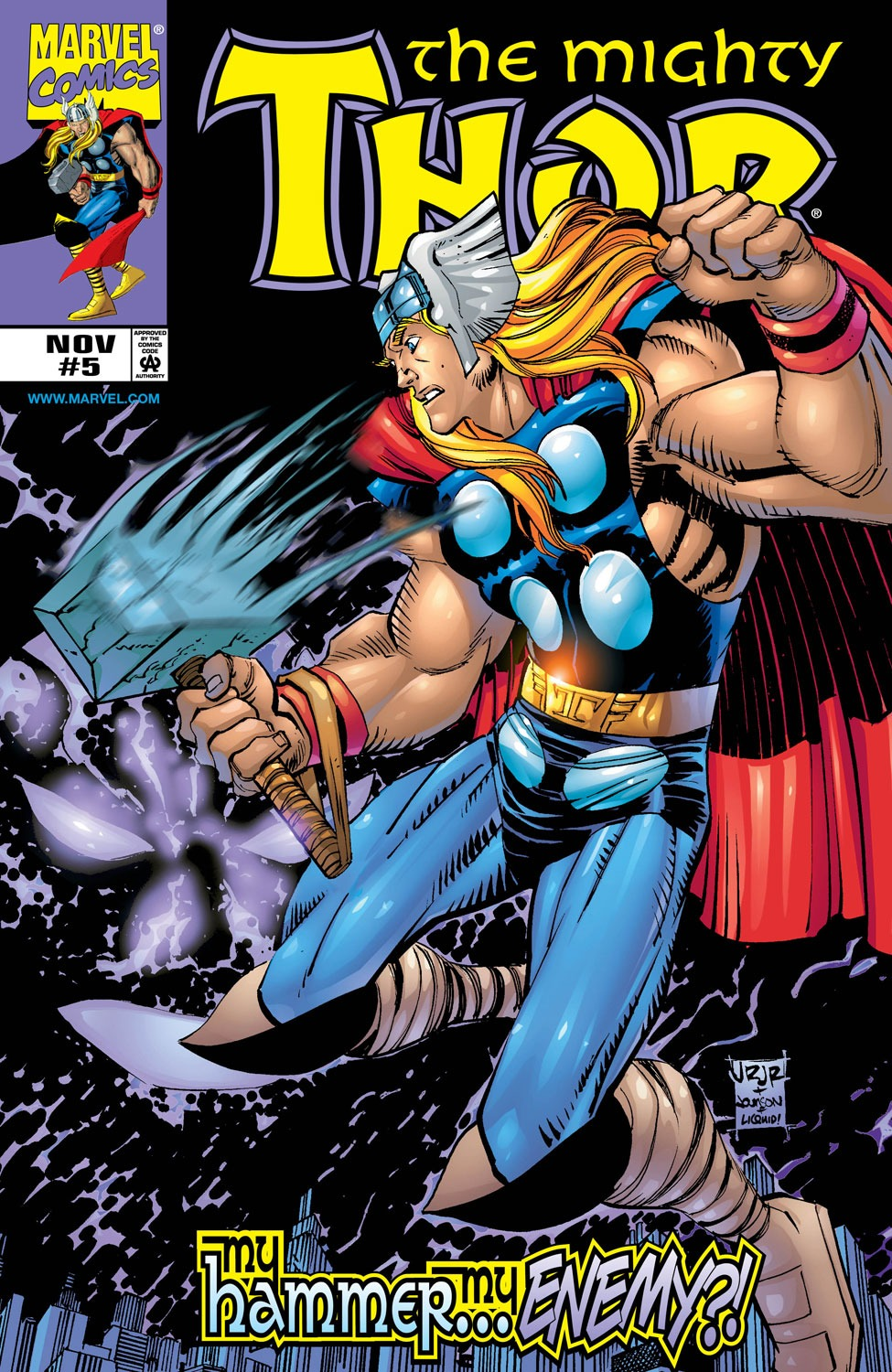Thor (1998) Issue #5 #6 - English 1