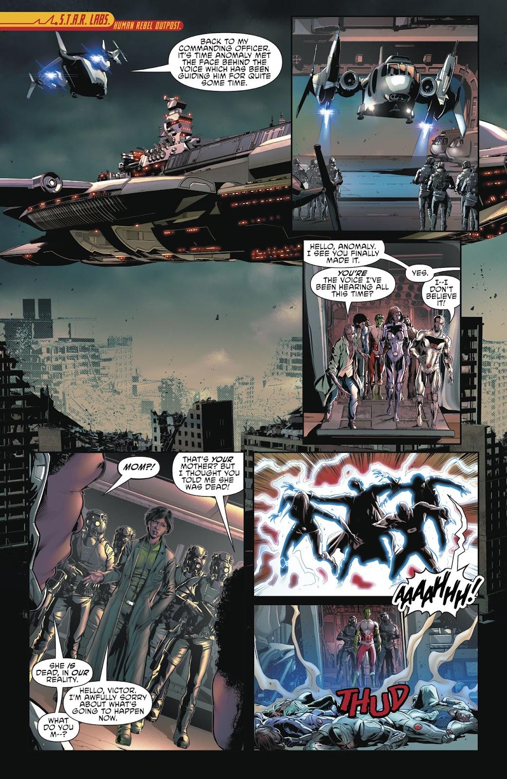 Read online Cyborg (2016) comic -  Issue #14 - 20
