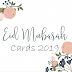 Eid Mubarak Cards 2019 Free Download