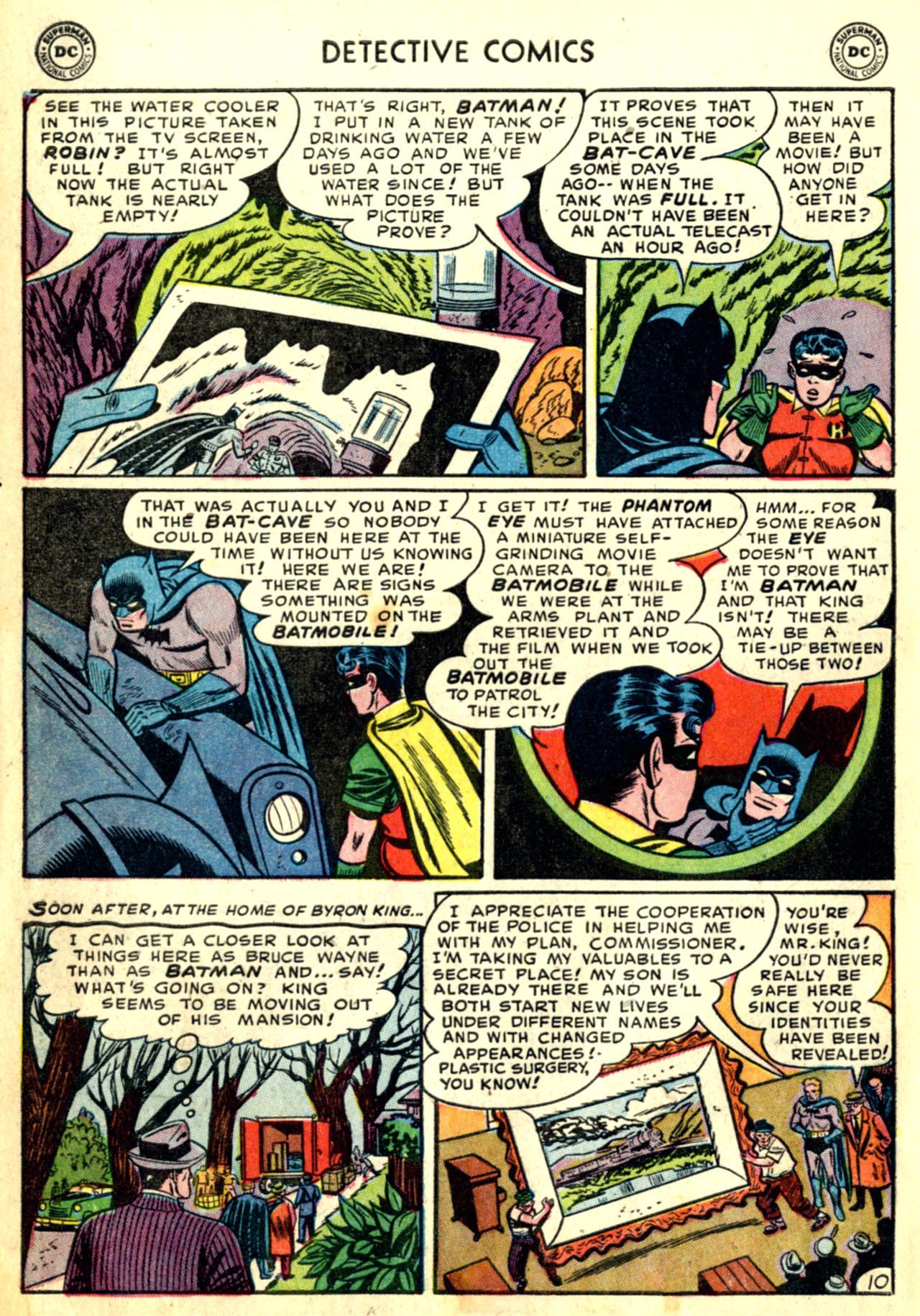 Detective Comics (1937) 192 Page 11