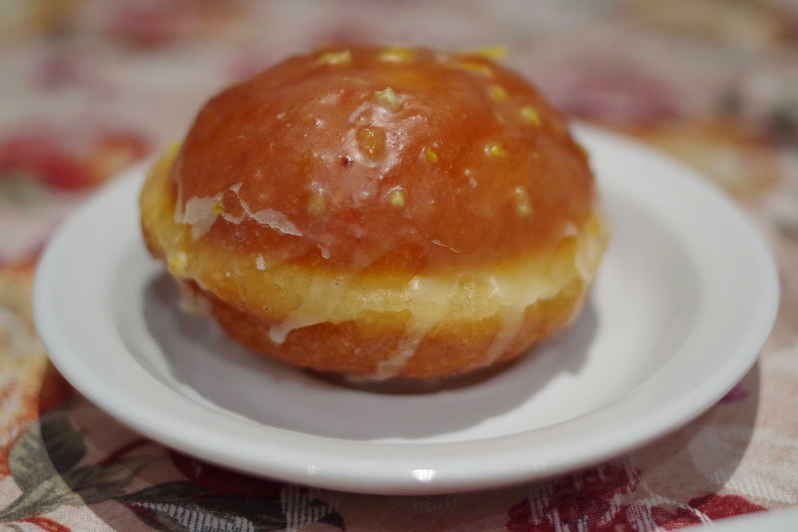 Paczek (Traditional Polish donut)