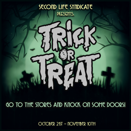SLS Trick Or Treat