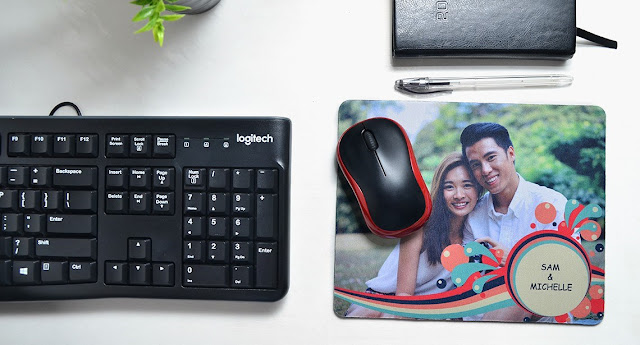 personalised mousepads, 5 Popular Customized  Affordable Birthday Gifts In Malaysia, Printcious