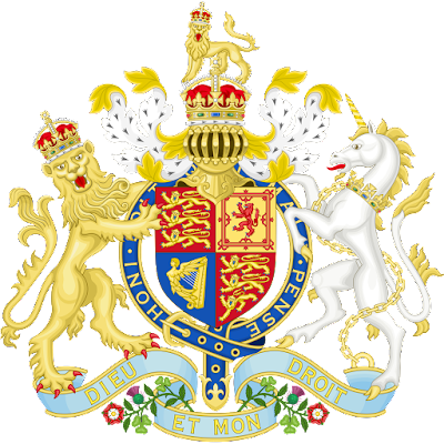 Coat of arms - Flags - Emblem - Logo Gambar Lambang, Simbol, Bendera Negara Britania Raya