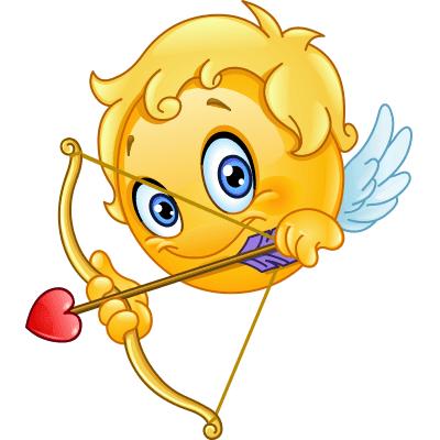 Cupid emoji