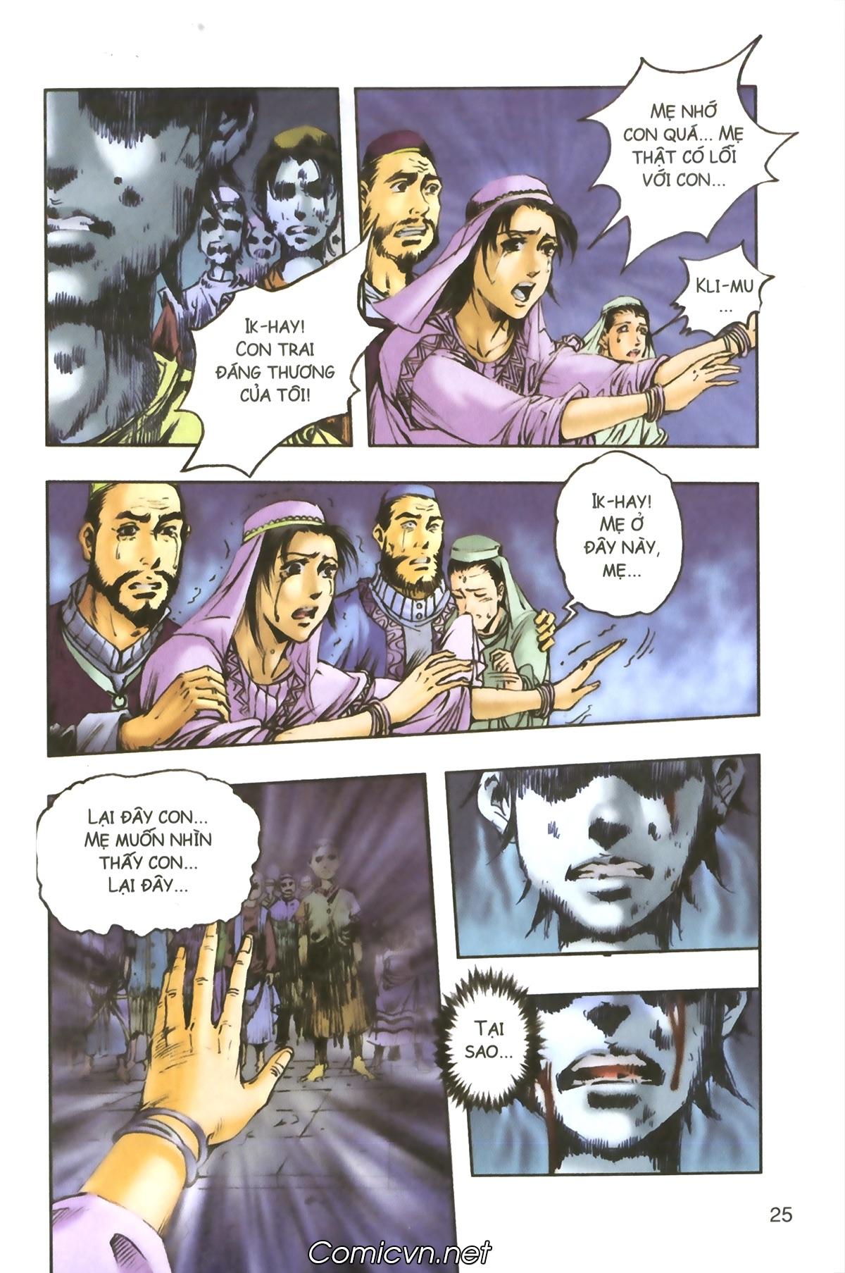 Tây Du Ký màu - Chapter 91 - Pic 25