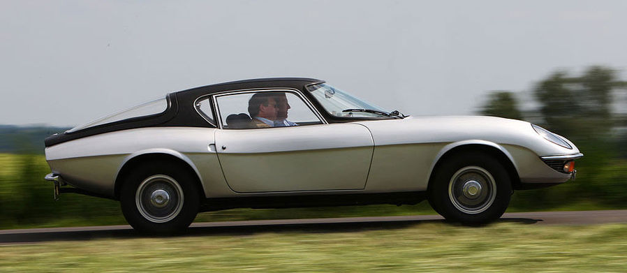 Baurspotting: 1964 BMW Hurrican Prototype