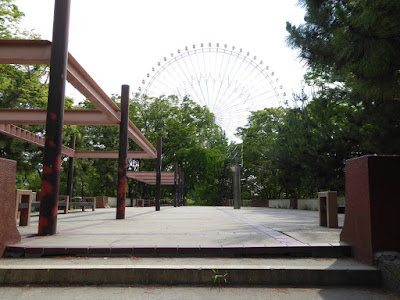 天保山公園の展望台