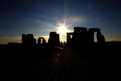 December 21st The Winter Solstice 2017, A-Thomasing Day