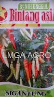 benih cabai, sigantung f1, benih cabai sigantung, bintang asia, cabai sigantung
