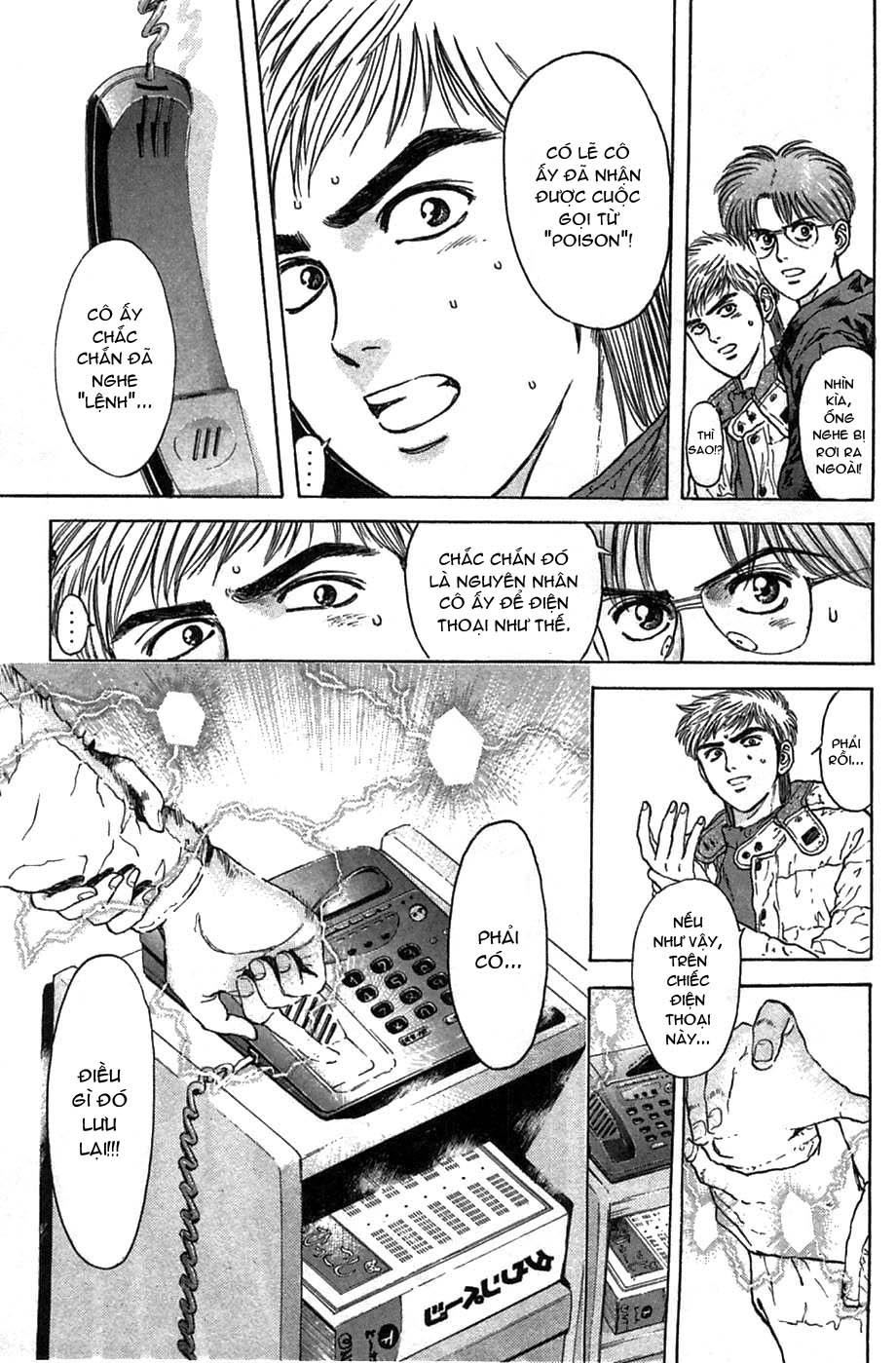 Psychometrer Eiji chapter 40 trang 17